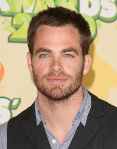Chris Pine arrives at Nickelodeon's 2009 Kids Choice Awards