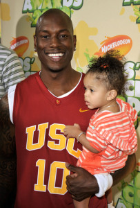 Tyrese Gibson arrives at Nickelodeon's 2009 Kids Choice Awards