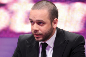 Teacher Michel Fadel picture at the LBC Star Academy Ninth Prime