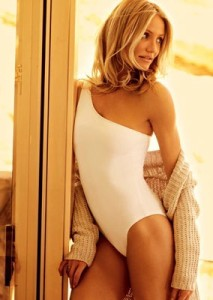 Cameron Diaz cover girl photo shoots of VOGUE Magazine June 2009 issue 1