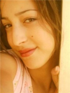 Pictures of Basma from Morocco before the academy