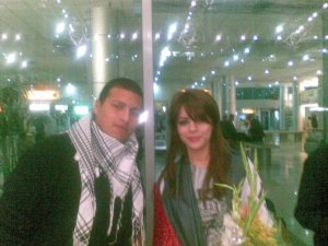 Pictures of Diala Odeh from Palestine after leaving star academy season 6 2