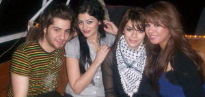 Pictures of Diala Odeh from Palestine after leaving star academy season 6 39