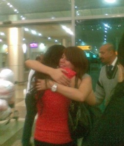 Pictures of Diala Odeh from Palestine after leaving star academy season 6 22