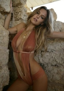 Bar Refaeli pictures of the the Sports Illustrated magazine 5