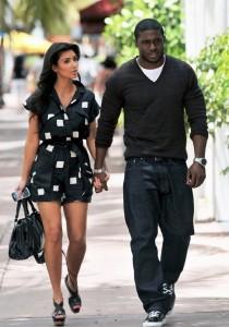kim kardashian Spotted in Miami with Reggie and Kourtney on May 18th 2009 1