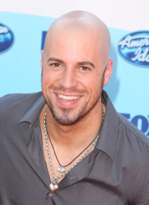Chris Daughtry arrives at the American Idol Season 8 Grand Finale held at Nokia Theatre L.A. Live on May 20, 2009 in Los Angeles, California