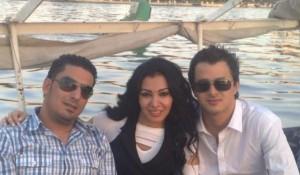 Mirhan Hussein and Nader Qirrat 33
