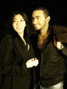 Mirhan Hussein pictures with Tamer Hosni 2