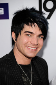 Adam Lambert attends the Champagne Launch Of BritWeek 2009 on April 23rd 2009 at the British Consul Generals Offcial Residence in California 1