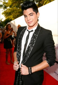 desktop wallpapers of Adam Lambert arrival at the Hollywood Life 11th Annual Young Hollywood Awards on June 9th 2009 23