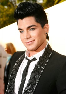 desktop wallpapers of Adam Lambert arrival at the Hollywood Life 11th Annual Young Hollywood Awards on June 9th 2009 2
