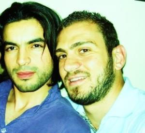 Nazem Ezzideen photo in Amman Jordan with Zaher Zorgatti