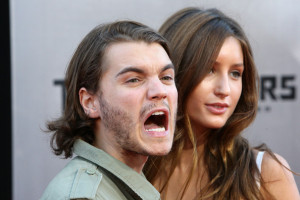 Emile Hirsch at the Premiere of Transformers Revenge Of The Fallen 2009 Movie held at Mann Village Theatre on June 22nd 2009 in Los Angeles California 5