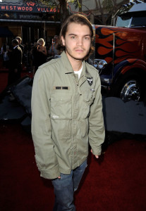 Emile Hirsch at the Premiere of Transformers Revenge Of The Fallen 2009 Movie held at Mann Village Theatre on June 22nd 2009 in Los Angeles California 1