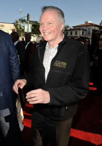Jon Voight at the Premiere of Transformers Revenge Of The Fallen 2009 Movie held at Mann Village Theatre on June 22nd 2009 in Los Angeles California
