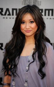Brenda Song at the Premiere of Transformers Revenge Of The Fallen 2009 Movie held at Mann Village Theatre on June 22nd 2009 in Los Angeles California 2