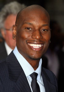 Tyrese Gibson at the UK Premiere of Transformers Revenge of the Fallen movie held at Odeon Leicester Square on June 15th 2009 in London England 1