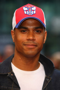 Patrice Bouedibela at the German premiere of Transformers Revenge Of The Fallen at the Sony Center CineStar on June 14th  2009 in Berlin Germany