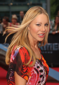 Xenia Seeberg at the German premiere of Transformers Revenge Of The Fallen at the Sony Center CineStar on June 14th  2009 in Berlin Germany 3