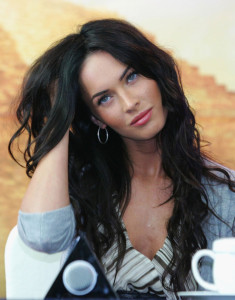 Megan Fox at the movie Transformers Revenge of the Fallen press conference at Kring on June 10th 2009 in Seoul  South Korea 3