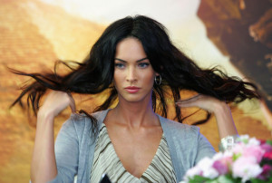 Megan Fox at the movie Transformers Revenge of the Fallen press conference at Kring on June 10th 2009 in Seoul  South Korea 6