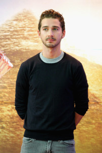 Shia LaBeouf at the movie Transformers Revenge of the Fallen press conference at Kring on June 10th 2009 in Seoul  South Korea 4