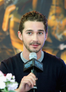 Shia LaBeouf at the movie Transformers Revenge of the Fallen press conference at Kring on June 10th 2009 in Seoul  South Korea 3