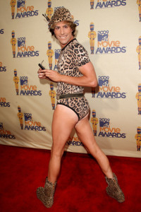 Sacha Baron Cohen attends the 18th Annual MTV Movie Awards on May 31st 2009 6