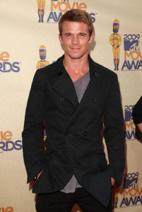 Cam Gigandet arrives on the red carpet of the 18th Annual MTV Movie Awards on May 31st 2009 3