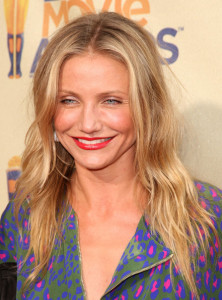 Cameron Diaz arrives at the 18th Annual MTV Movie Awards on May 31st 2009 5