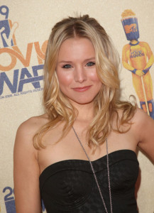 Kristen Bell attends the 18th Annual MTV Movie Awards on May 31st 2009 4