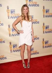 Whitney Port at the 18th Annual MTV Movie Awards on May 31st 2009 2
