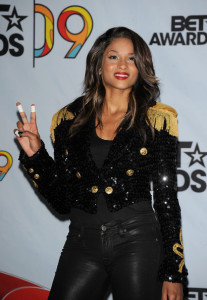 Ciara in the press room during the 2009 BET Awards held at the Shrine Auditorium on June 28th 2009 in Los Angeles 2