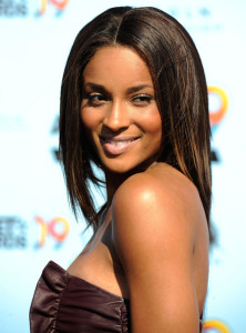 Ciara arrives at the 2009 BET Awards held at the Shrine Auditorium on June 28th 2009 in Los Angeles 4