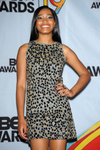 Keke Palmer in the press room during the 2009 BET Awards held at the Shrine Auditorium on June 28th 2009 in Los Angeles 1