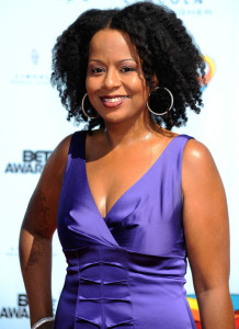 Tempestt Bledsoe arrives at the 2009 BET Awards held at the Shrine Auditorium on June 28th 2009 in Los Angeles