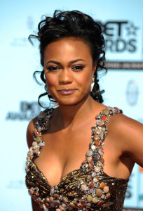 Tatyana Ali arrives at the 2009 BET Awards held at the Shrine Auditorium on June 28th 2009 in Los Angeles