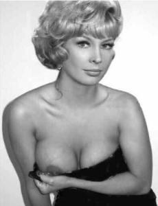 Barbara Eden Cut   Classic Real Nipple Slip Pic