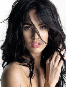 actress Megan Fox photo from Total Film in July 2009 Megan Fox5