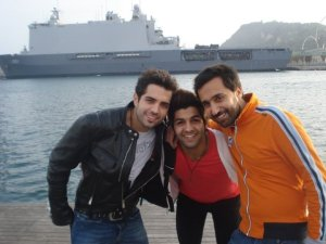 Ibrahim Dashti with Mohamad Bash and Sout Al Dameer trip to Spain 2