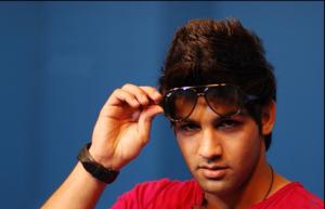 Ibrahim Dashti Professional Photoshoot wearing sunglasses