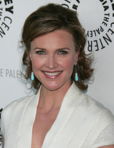 Brenda Strong arrives at the Desperate Housewives event at PaleyFest09 at ArcLight Cinemas on April 18th 2009 in Hollywood