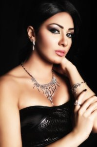 Mirhan Hussein wallpaper wearing a glittery black dress