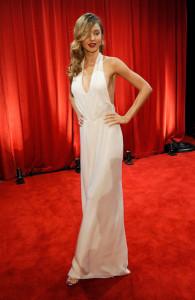 Miranda Kerr backstage at the 17th Annual ESPY Awards