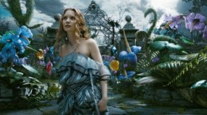 Mia Wasikowska pictures as Alice in Wonderland 2010 movie 1