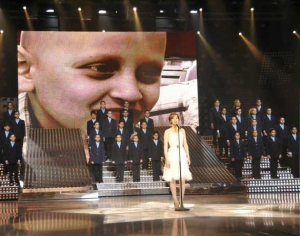 pictures from the star academy 14th Prime on May 22nd 2009 of Basma Boussil 30