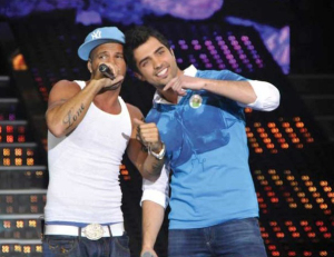 pictures from the star academy 14th Prime on May 22nd 2009 of Mohamad Bash 19