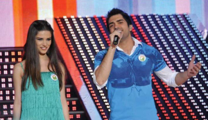pictures from the star academy 14th Prime on May 22nd 2009 of Mohamad Bash 20