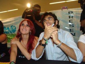 dulca maria photos at the Cast de Verano de Amor autographs in Mexico on July 4th 2009 4